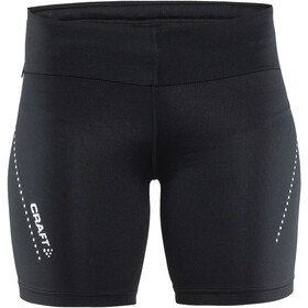 Craft Essential Short Femme, black